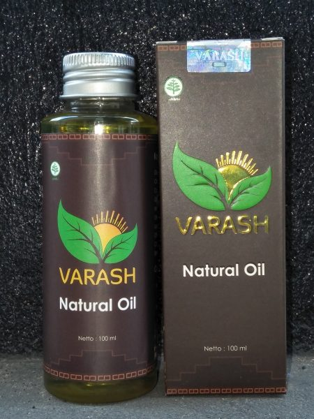 Review Minyak Varash Natural Oil